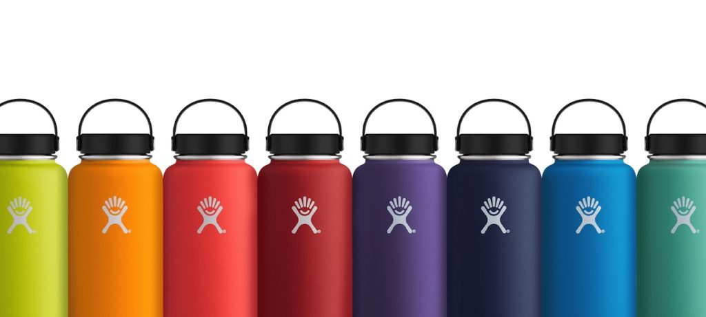 Hydro Flask Rainbow