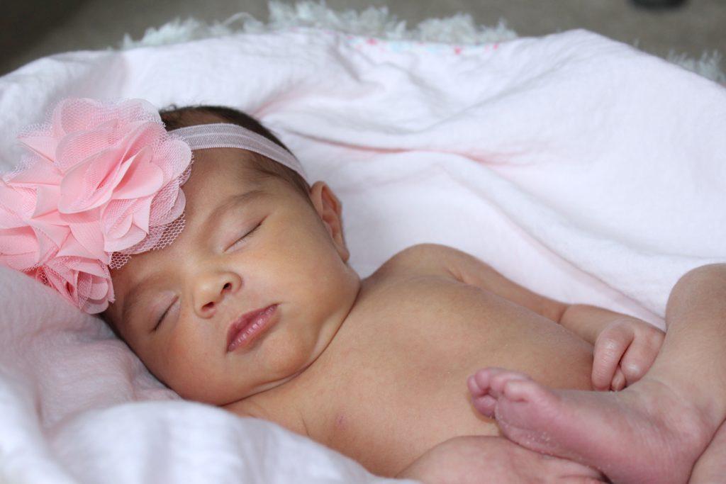 Kate Newborn Photo