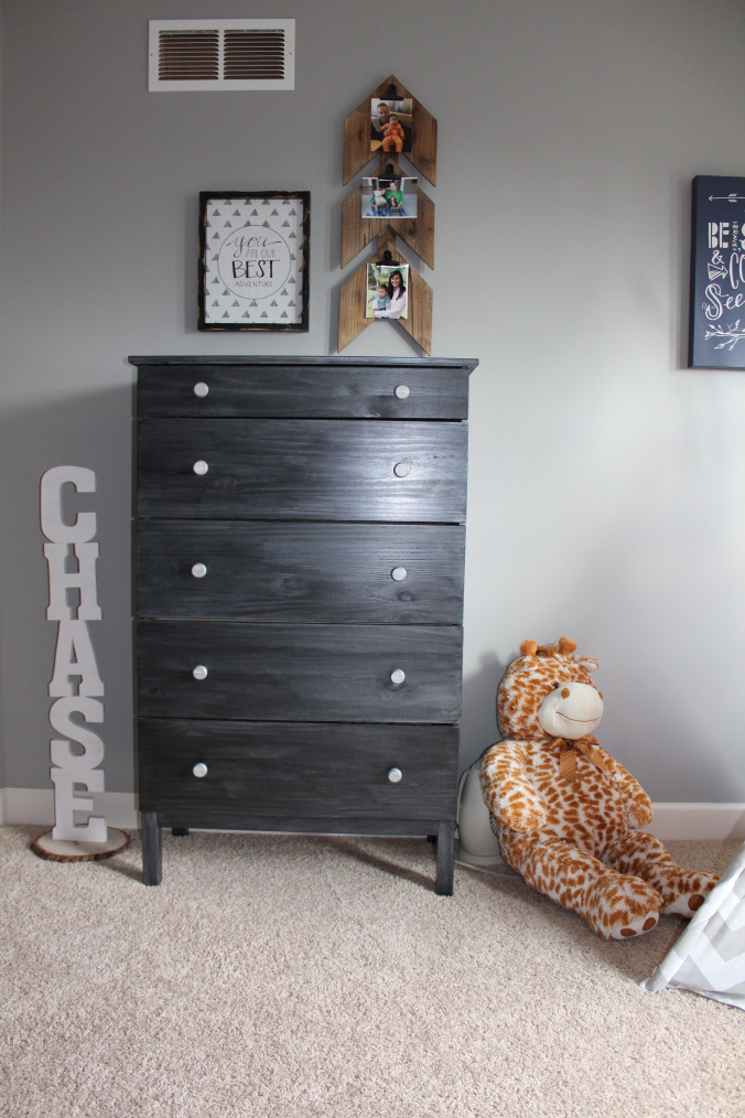 Chase Bedroom Project