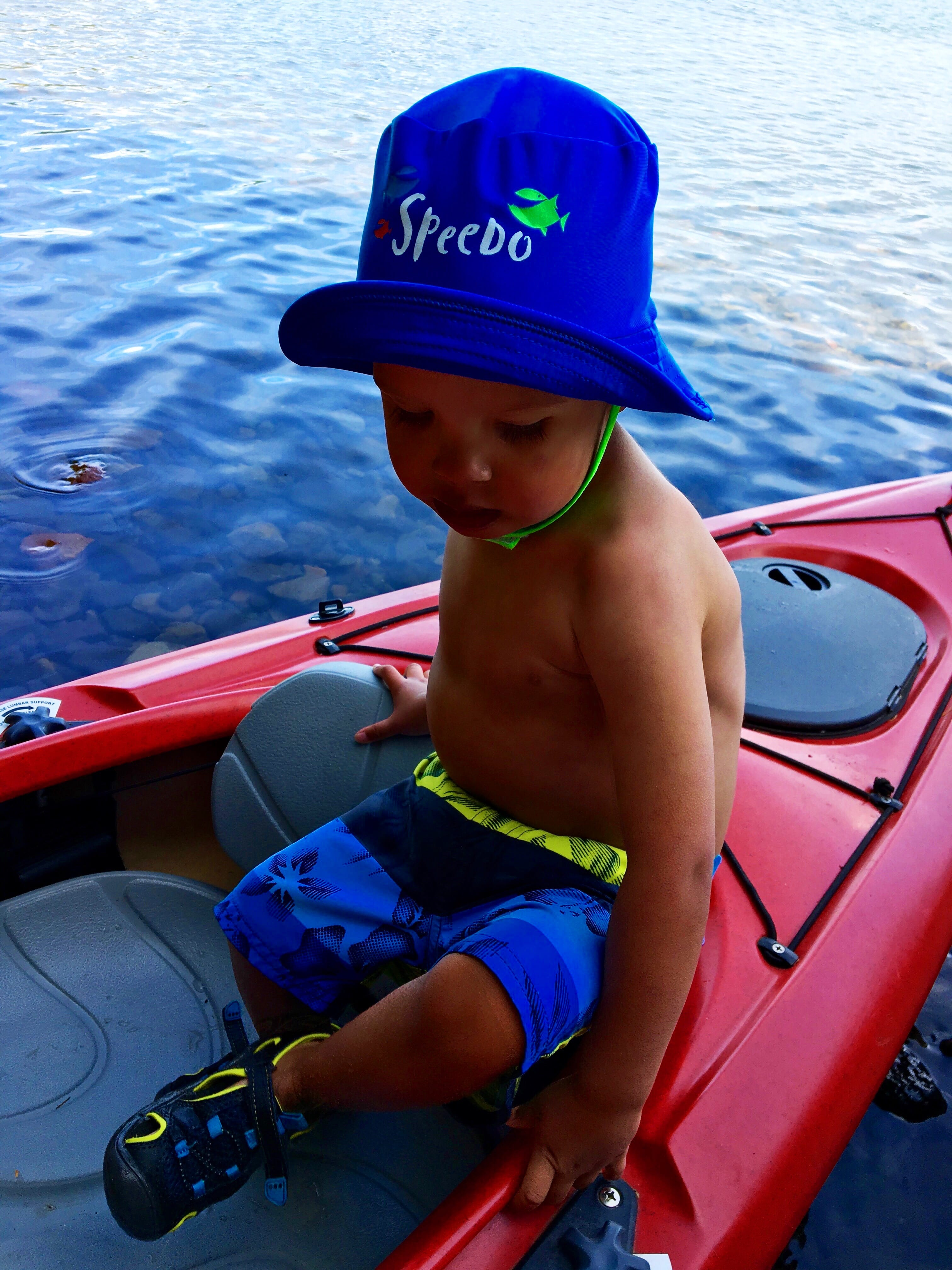 Chase at Odell - Speedo Hat