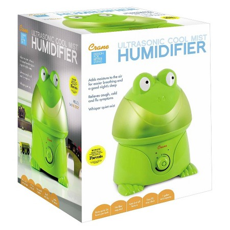 Humidifier Makes Room Cold