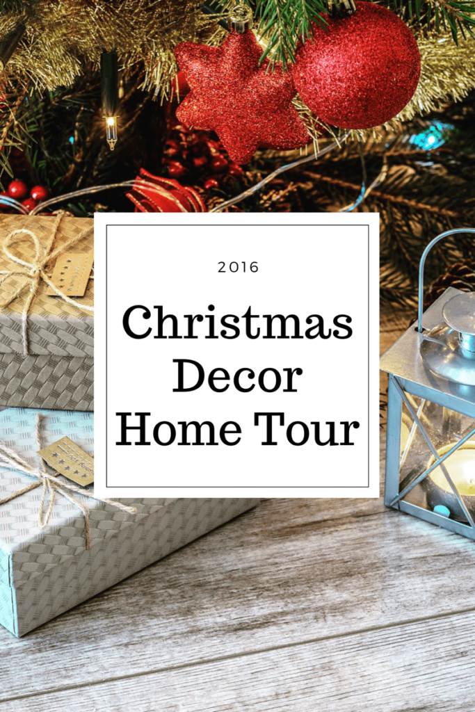 Holiday House Decor Tour